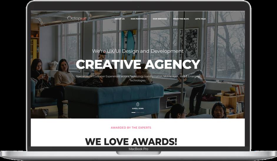 UX / UI Design Studio