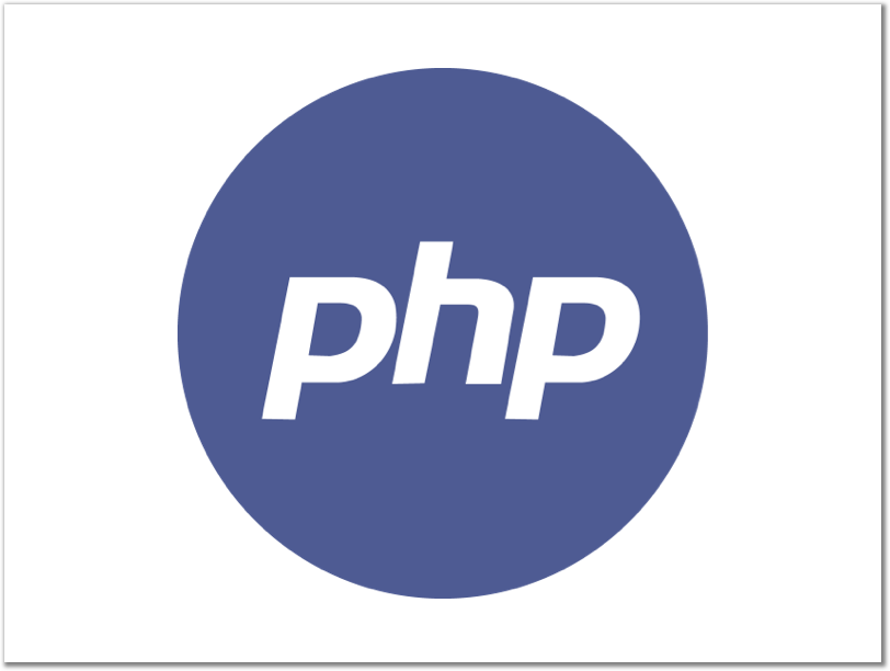 {PHP}